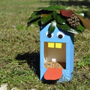 фото В Твери пройдет конкурс на лучшую кормушку для птиц, сделанную своими руками