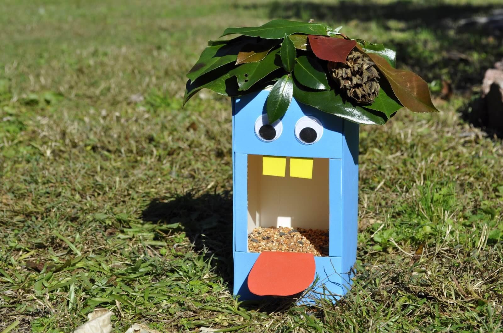 В Твери пройдет конкурс на лучшую кормушку для птиц, сделанную своими руками