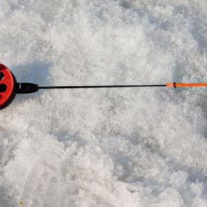 фото В Тверской области проходит Кубок России по рыбной ловле на льду