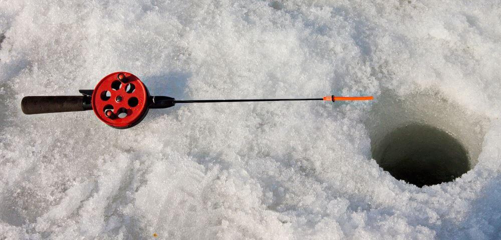 В Тверской области проходит Кубок России по рыбной ловле на льду