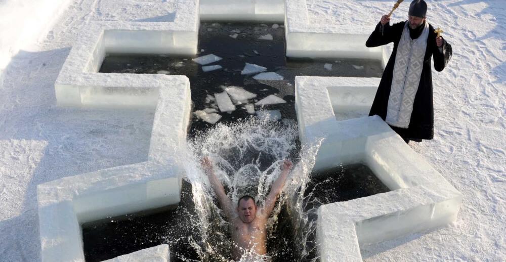 В Твери определили места для крещенских купаний
