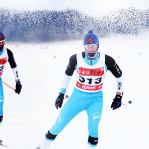 фото В Твери проходят Чемпионат и Первенство по лыжным гонкам