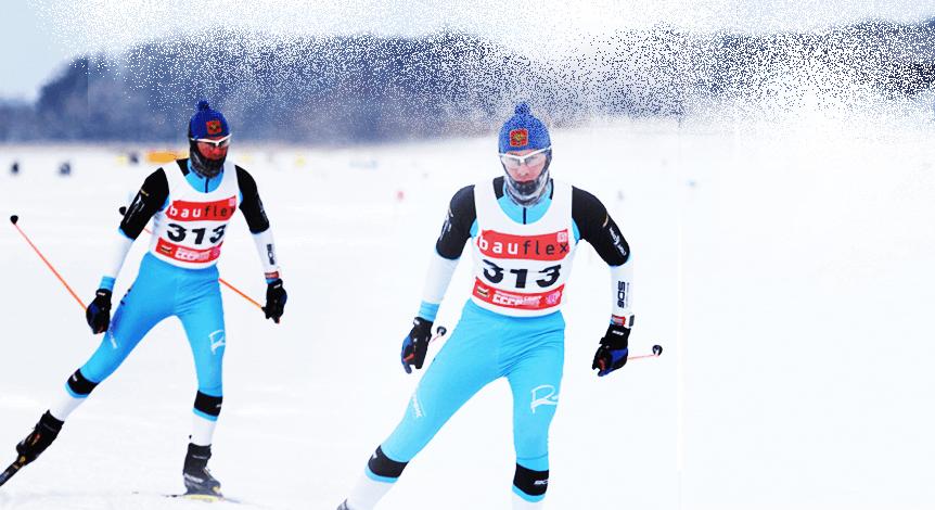 В Твери проходят Чемпионат и Первенство по лыжным гонкам