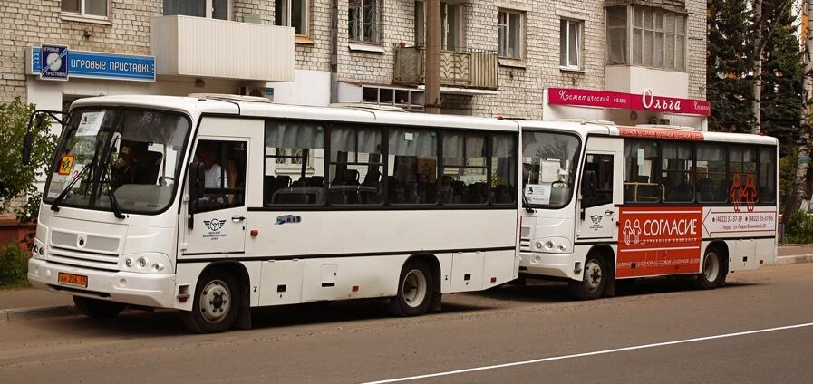 Опубликовано расписание движения межмуниципальных маршрутных транспортных средств