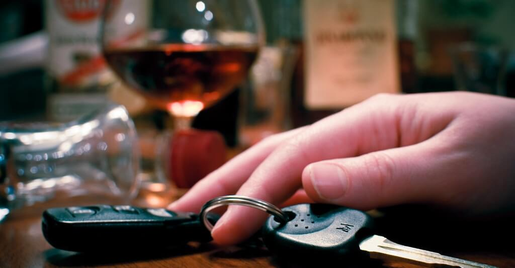 В Твери поймали пьяного водителя, повторно нарушившего ПДД
