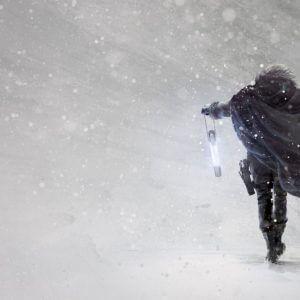 фото На территории Тверской области ожидается сильный снег и метель