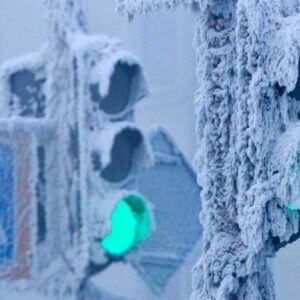 фото Температура воздуха в Тверской области снизится до 35 градусов мороза