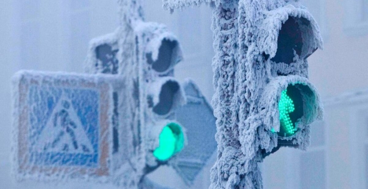 В Тверскую область вновь идут сильные морозы