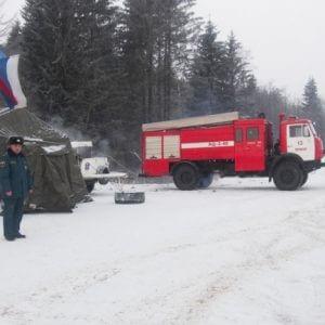 фото На федеральных трассах в Тверской области работают 7 мобильных и 67 стационарных пунктов обогрева