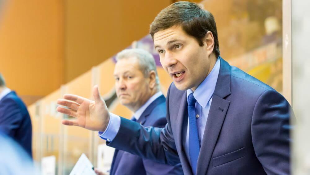 """Денис Баев в видеопрограмме """"Кофейня ТХК"""""""