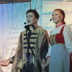 """фото В театр-студии """"Премьер"""" завершился новогодний марафон"""