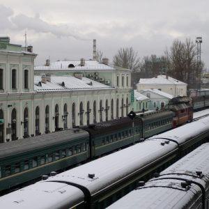 фото В Тверской области задерживаются пригородные поезда