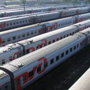 фото В 2016 году услугами железнодорожного транспорта воспользовались более 1 миллиарда 37 миллионов человек
