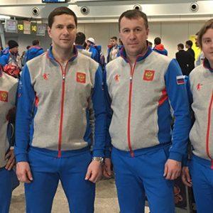 фото Студенческая сборная России, основанная на базе Тверского хоккейного клуба, отправилась на Всемирную зимнюю Универсиаду