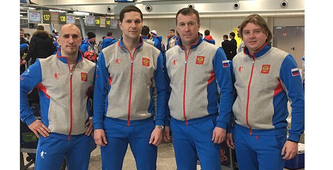 Студенческая сборная России, основанная на базе Тверского хоккейного клуба, отправилась на Всемирную зимнюю Универсиаду