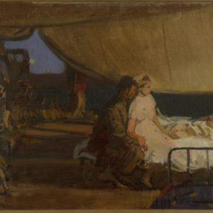"""фото В Твери проходит выставка живописи """"Все начинается с семьи"""""""