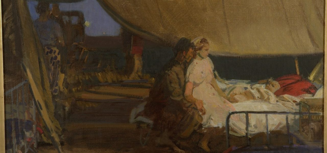 """В Твери проходит выставка живописи """"Все начинается с семьи"""""""