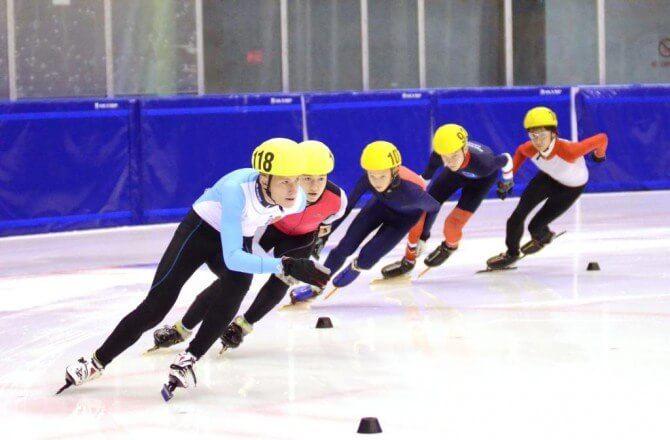 Тверские спортсмены успешно выступили в финале первенства России по шорт-треку