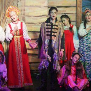 """фото Театр-студия """"Премьер"""" приглашает на новогоднюю премьеру"""
