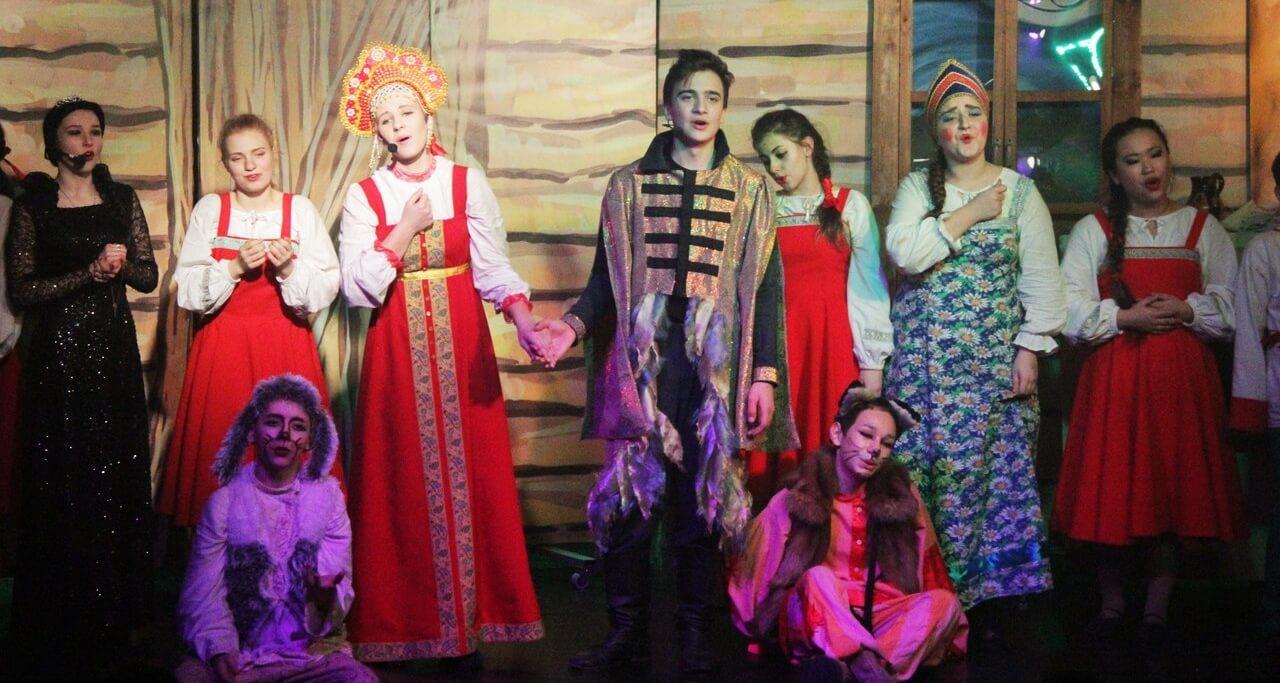 """Театр-студия """"Премьер"""" приглашает на новогоднюю премьеру"""