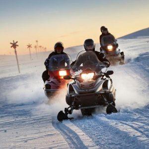 фото В Тверской области проверят снегоходы и внедорожную мототранспортную технику