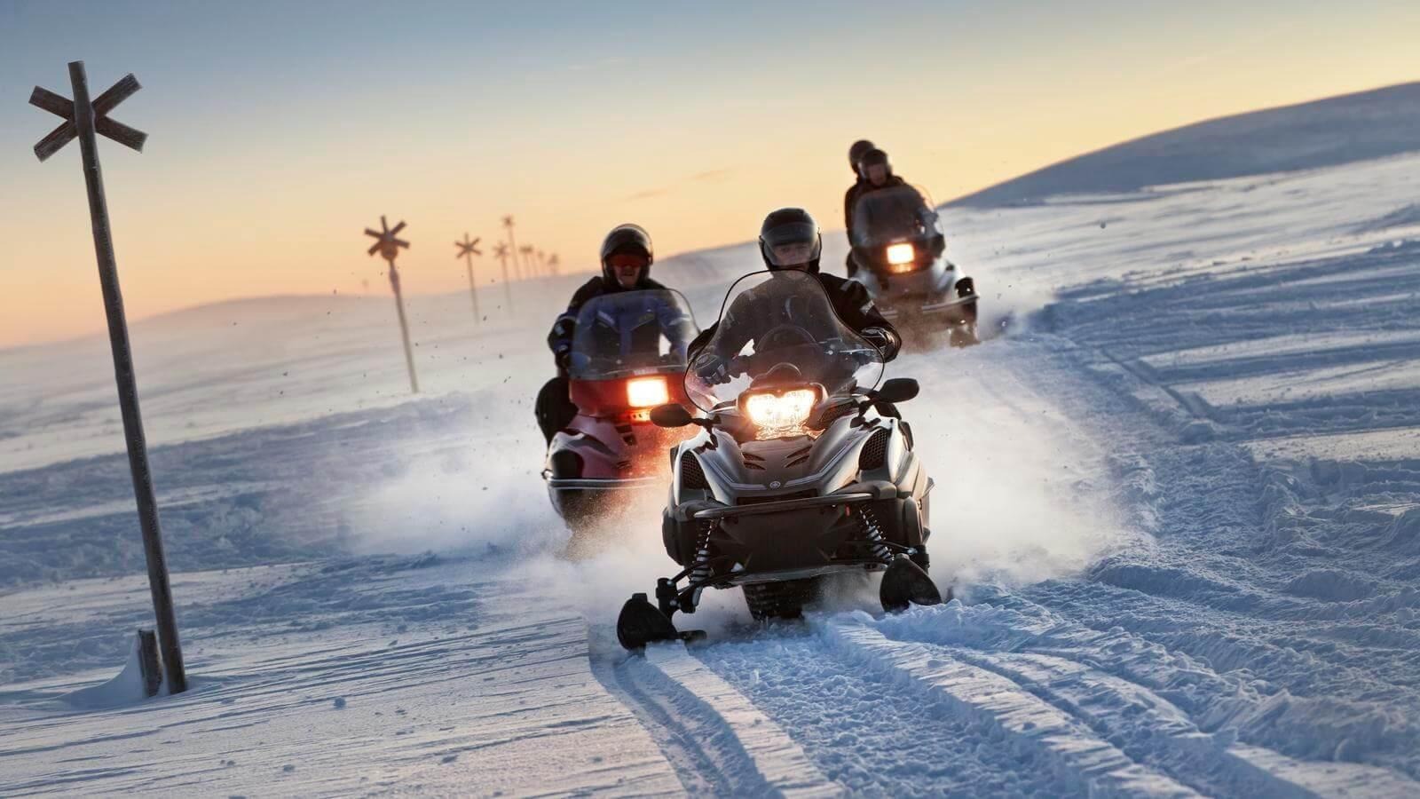 В Тверской области проверят снегоходы и внедорожную мототранспортную технику
