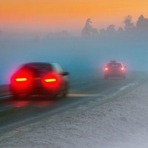 фото В Тверской области ожидается сильный туман