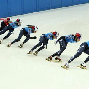 фото Тверские шорт-трекеры завоевали бронзовые медали Спартакиады учащихся России