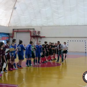 фото В Твери прошел турнир по мини-футболу среди женских команд