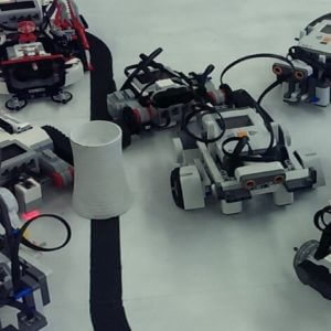 фото В Твери открыта регистрация на участие в роботурнире