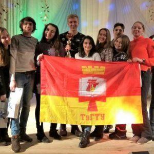 фото ТвГТУ – победитель первых зимних студенческих игр