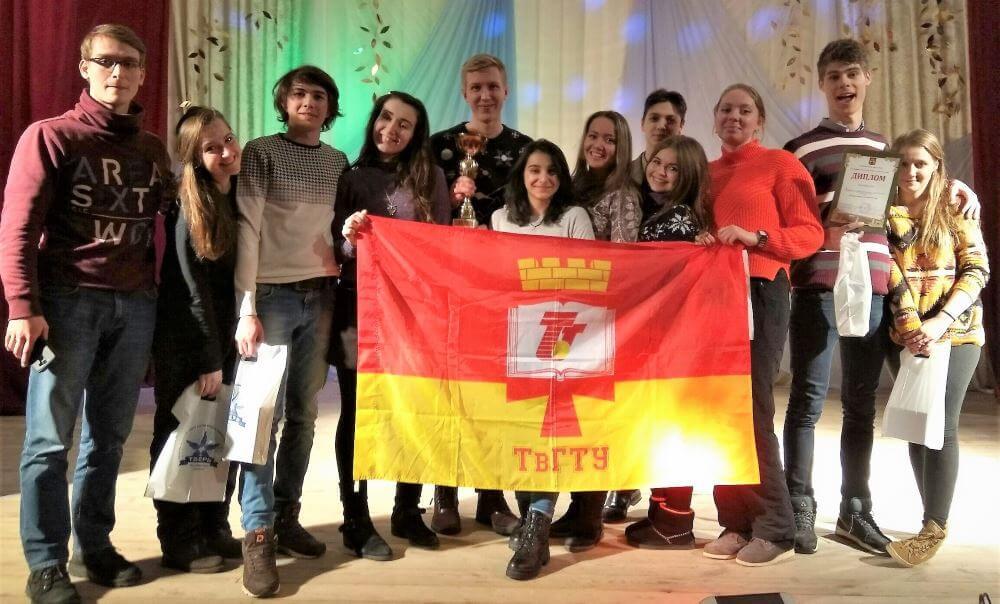 ТвГТУ – победитель первых зимних студенческих игр