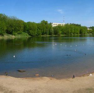 фото Русло реки Лазурь в Твери будут чистить до 2019 года