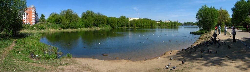 Русло реки Лазурь в Твери будут чистить до 2019 года