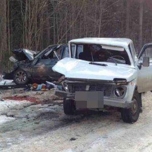 фото В ДТП в Калининском районе пострадали и погибли люди