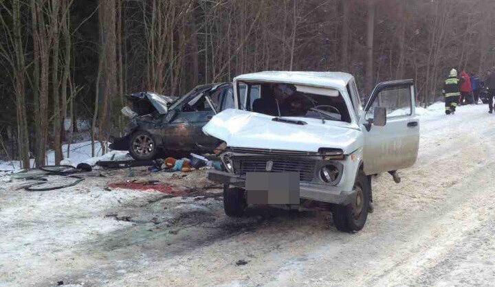 В ДТП в Калининском районе пострадали и погибли люди