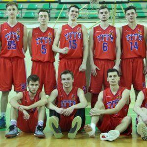 """фото Баскетболисты Политеха получили путёвку в """"Лигу Белова"""""""