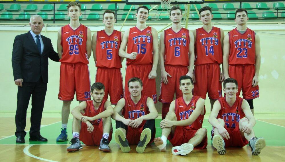 """Баскетболисты Политеха получили путёвку в """"Лигу Белова"""""""