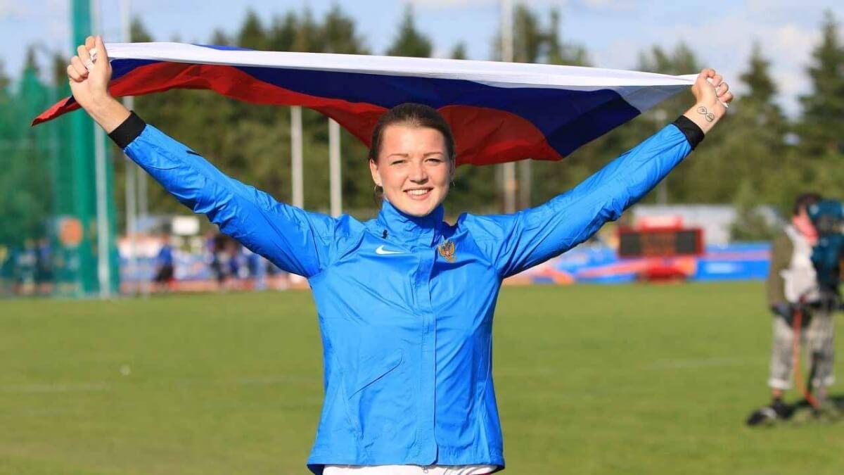 Алена Бугакова - третья на Чемпионате России
