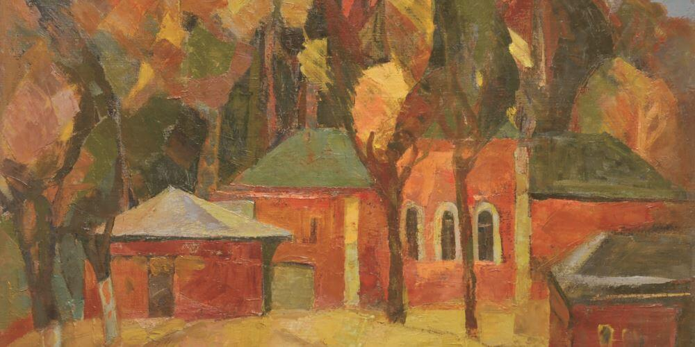 В Твери пройдет выставки живописи московского художника Чулпан Цветковой