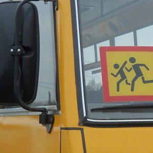 фото В Лесном районе детей перевозили с нарушениями безопасности