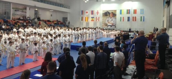 Тверские каратисты — призёры международного турнира