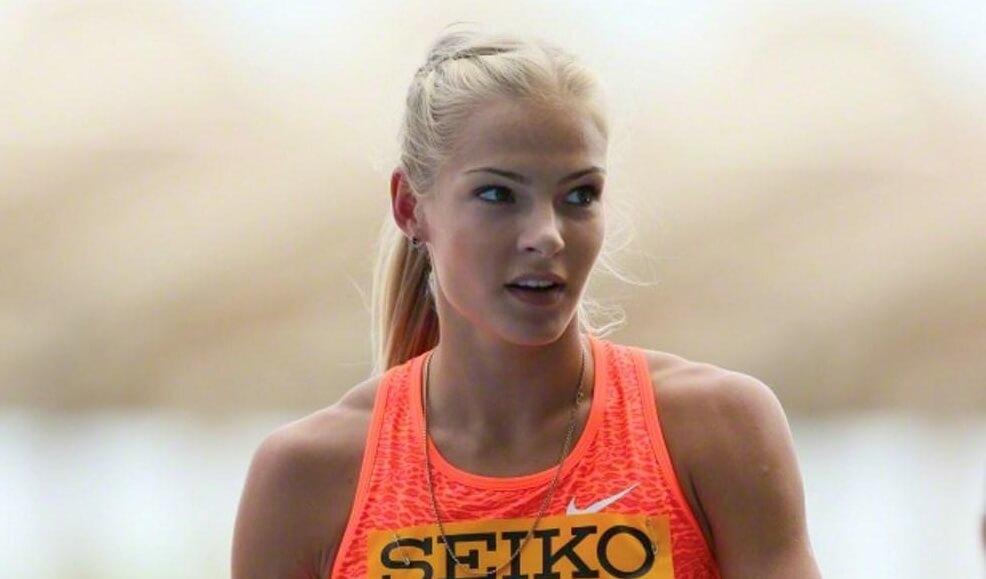 Русская прыгунья вдлину Дарья Клишина одолела натурнире вСербии