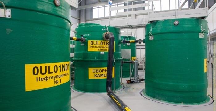 На Калининской АЭС появился комплекс очистных сооружений, не имеющий аналогов в отрасли