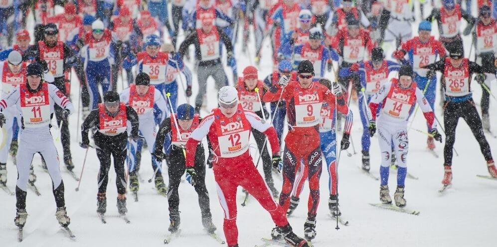 Под Тверью пройдет Верхневолжский лыжный марафон