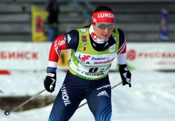 Тверская лыжница Наталья Непряева - обладательница золотой медали финала Кубка России