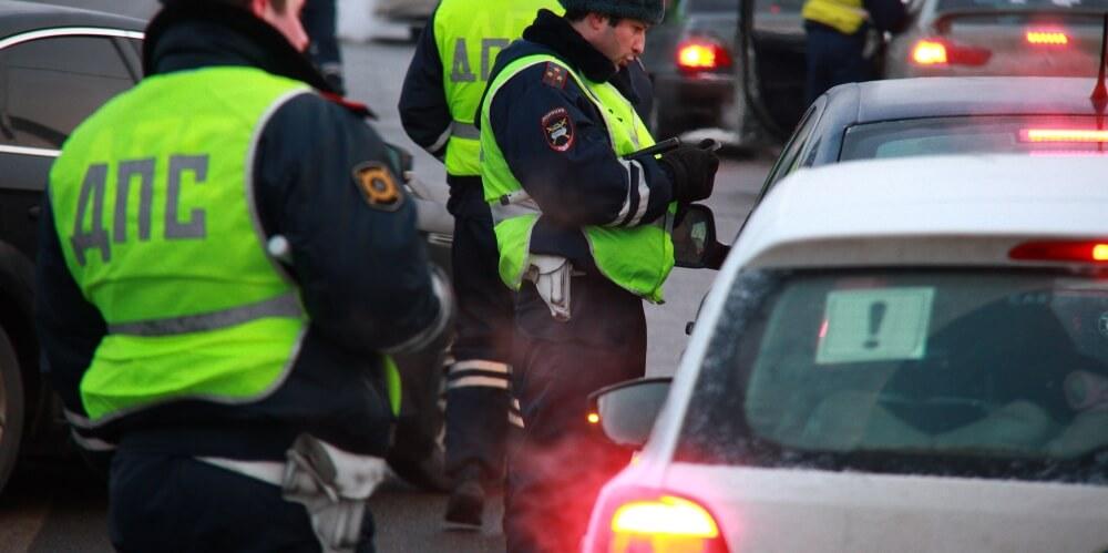В Тверской области задержали пьяного водителя, лишенного водительских прав за езду в нетрезвом виде