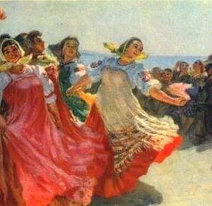 фото В Твери пройдет открытый областной конкурс по русской традиционной пляске