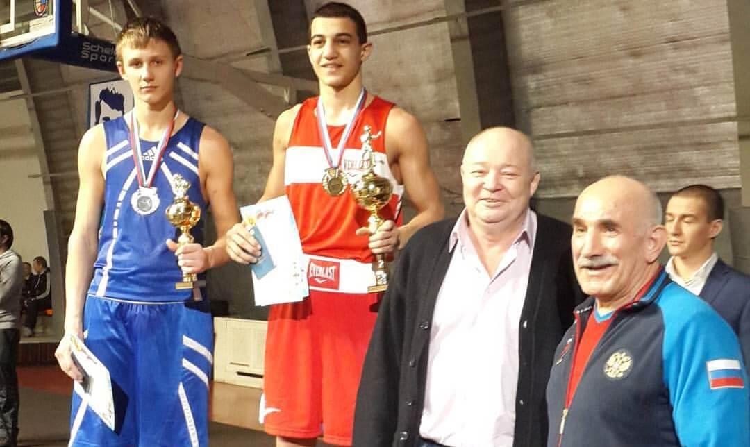 Тверские боксеры успешно выступили на Первенстве ЦФО