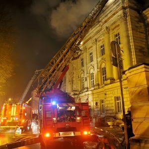 фото Здание ДОКБ, в котором произошел пожар, будет восстановлено в ближайшее время